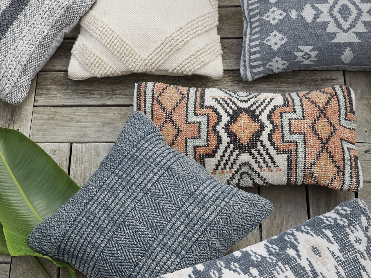Shop Outdoor Pillows and Decor