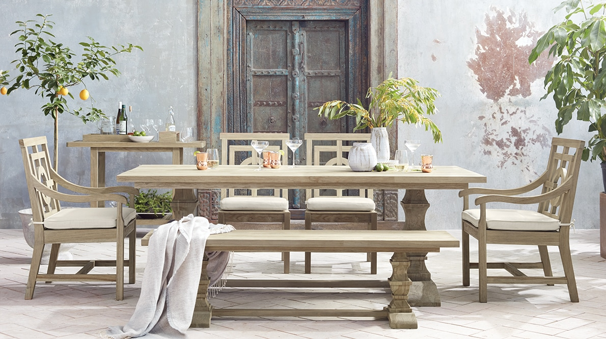 Outdoor Patio Furniture | Deck Furniture | Arhaus