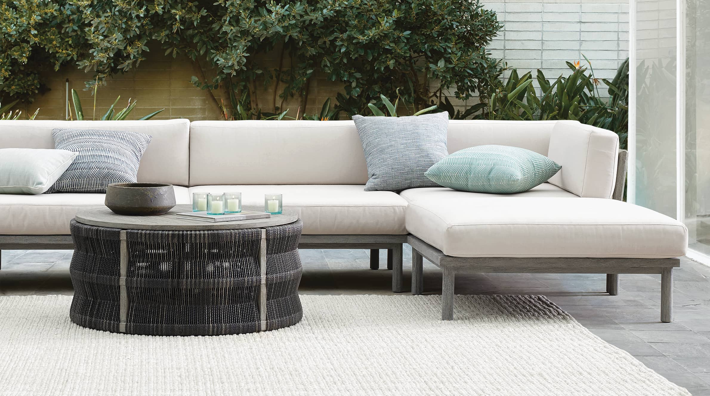 Shop Outdoor Sectionals