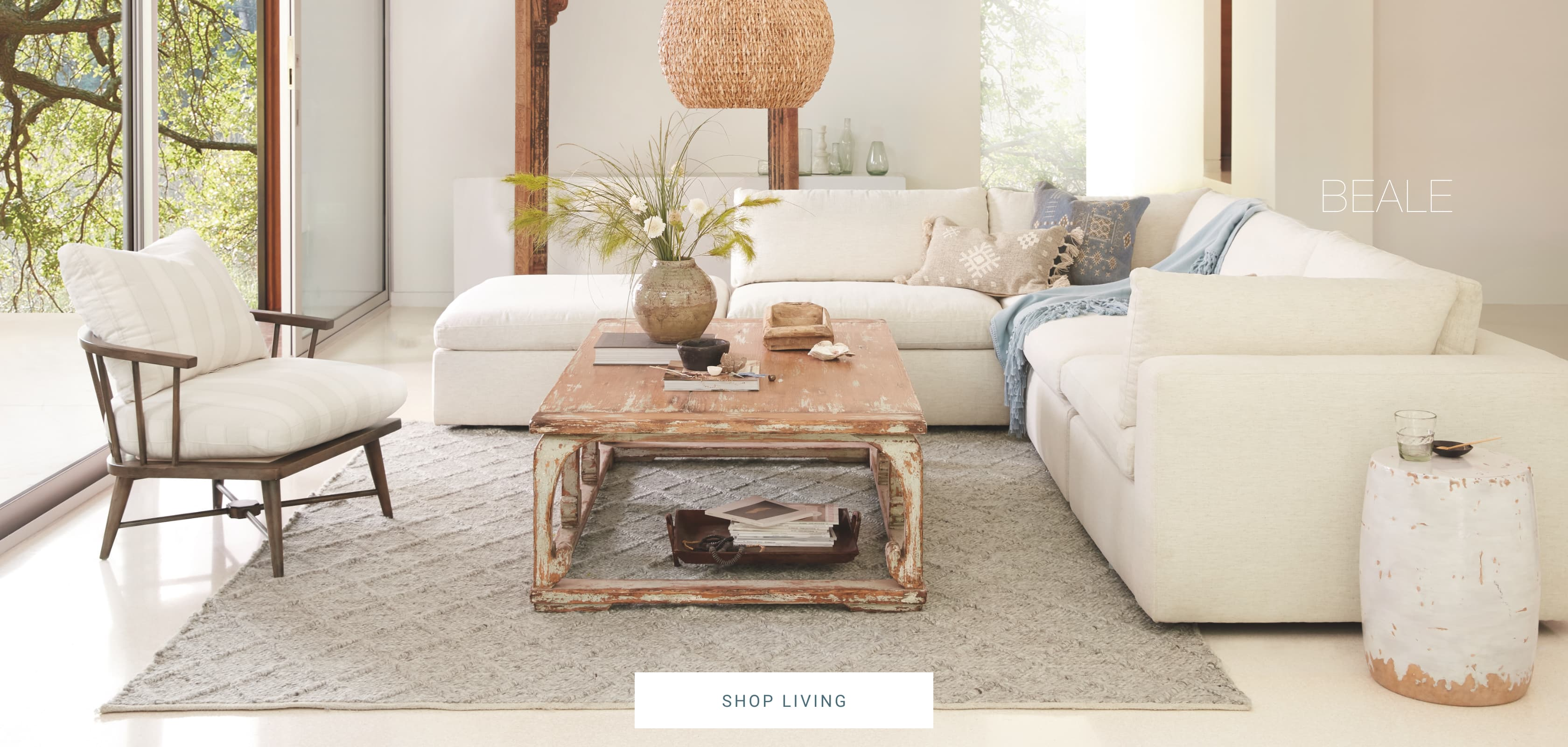 Save Up to 50% on Living Room Furniture
