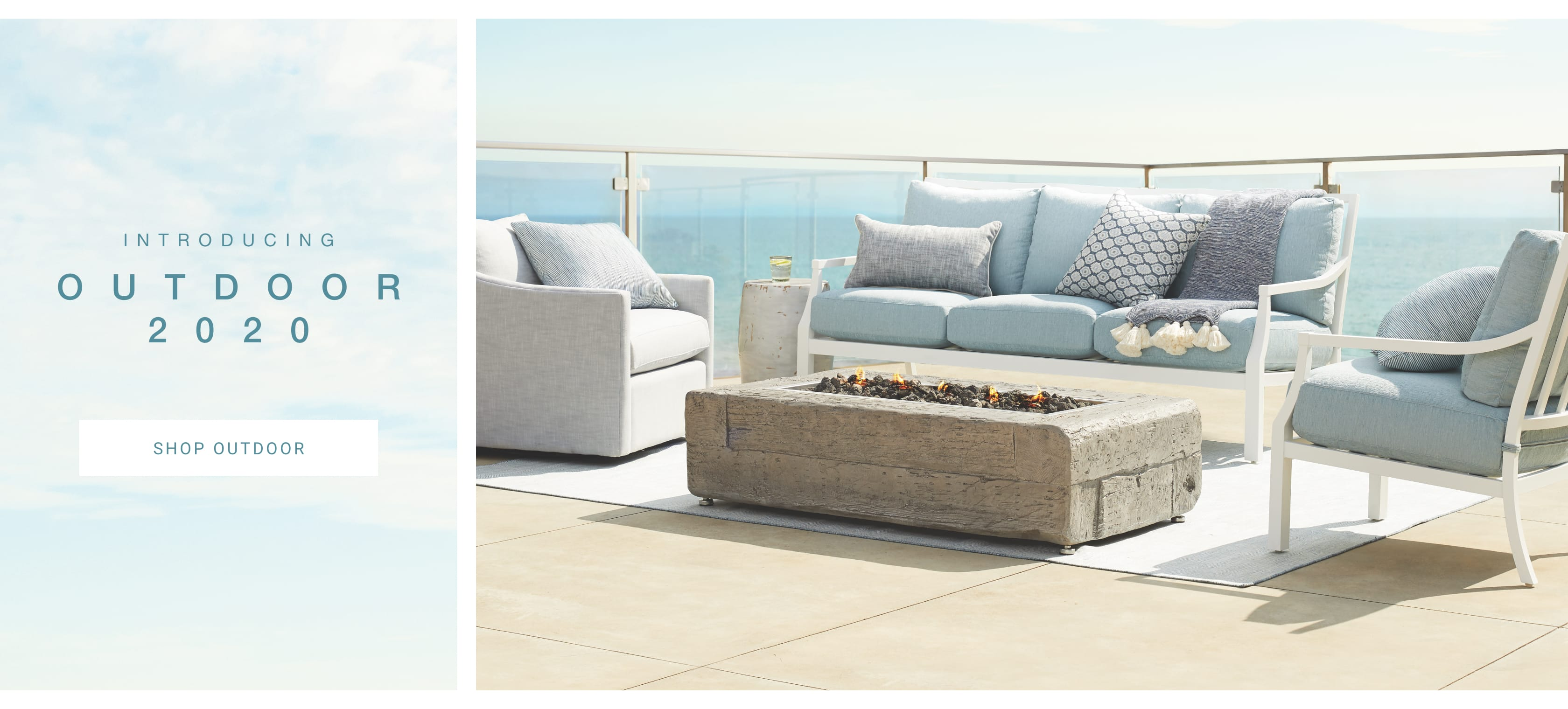 Save on Arhaus Outdoor Collections