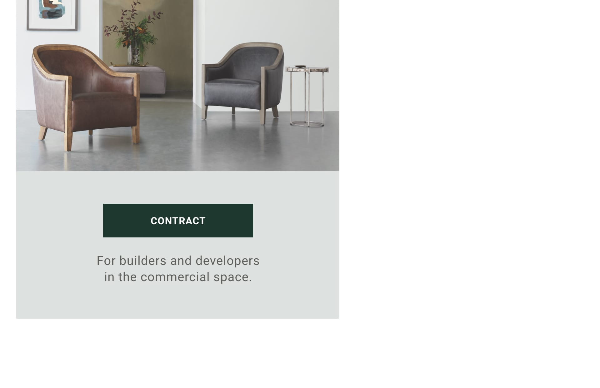 Arhaus Contract Program