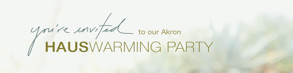 Grand Opening Akron