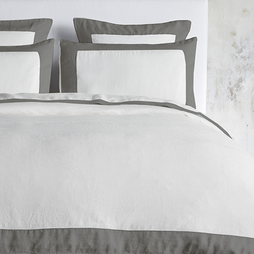 Italian Linen Bedding Collection