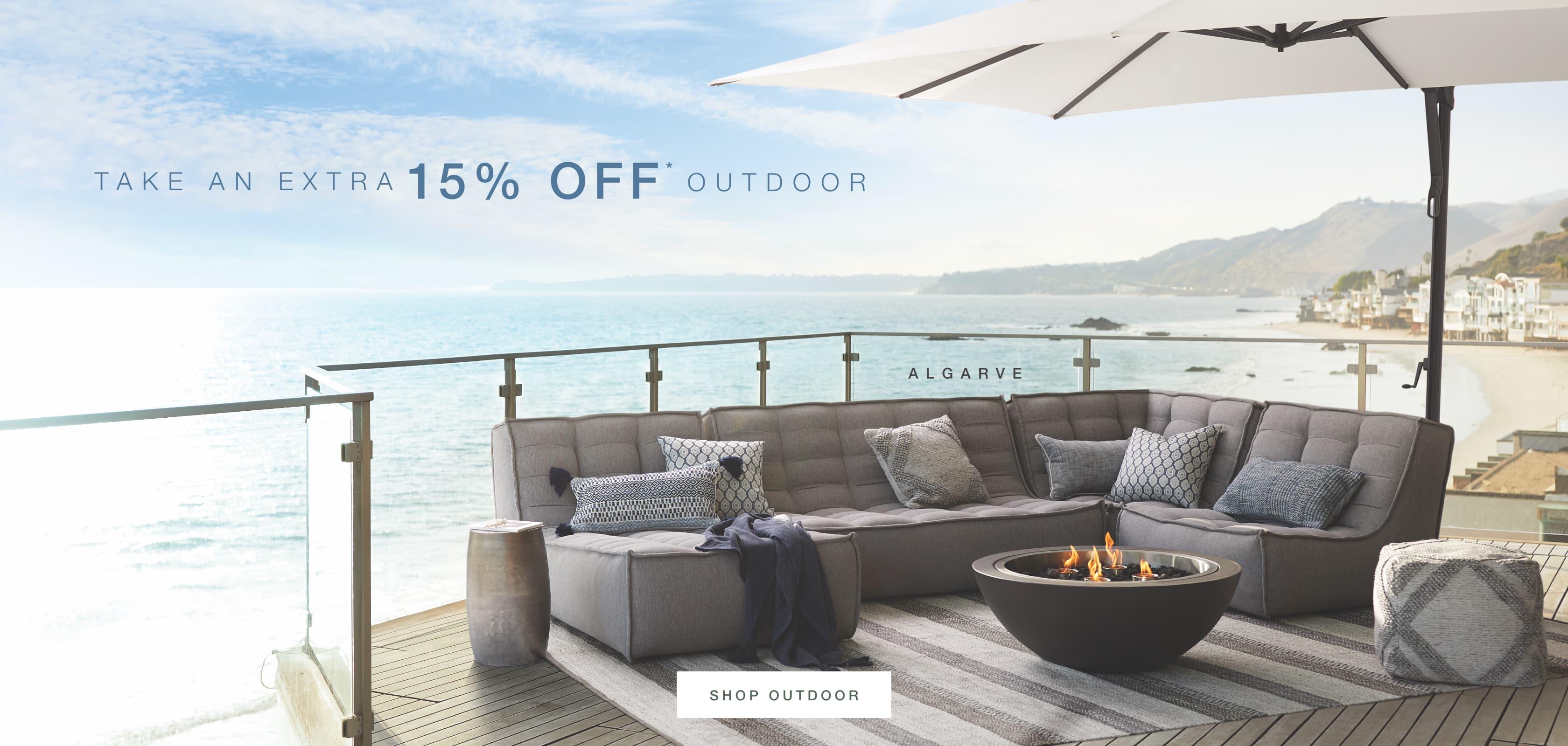 Shop Arhaus Outdoor Collections