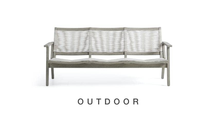 Shop Arhaus New Arrivals for Outdoor