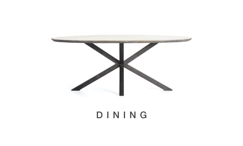 Shop Arhaus New Arrivals for Dining