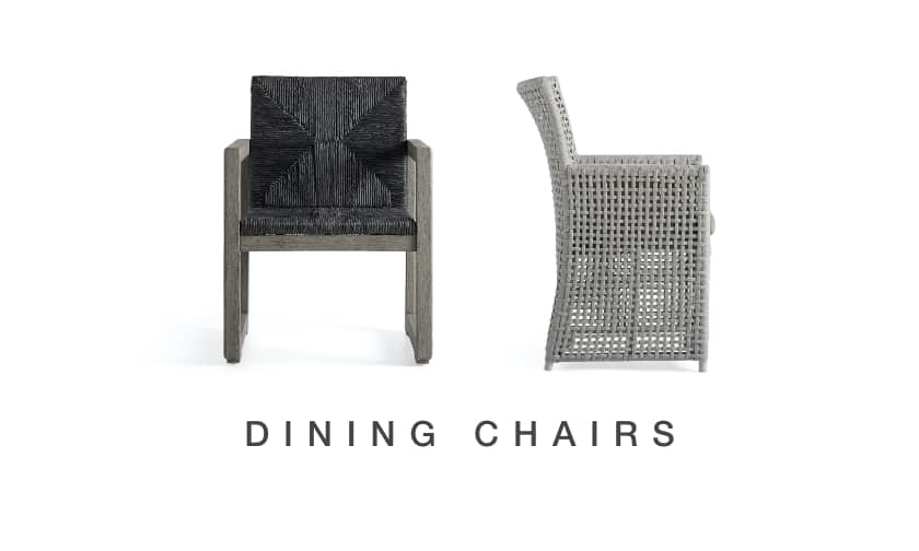 Shop Arhaus Outdoor Dining Chairs
