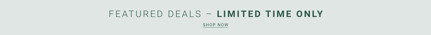 Shop Featured Deals