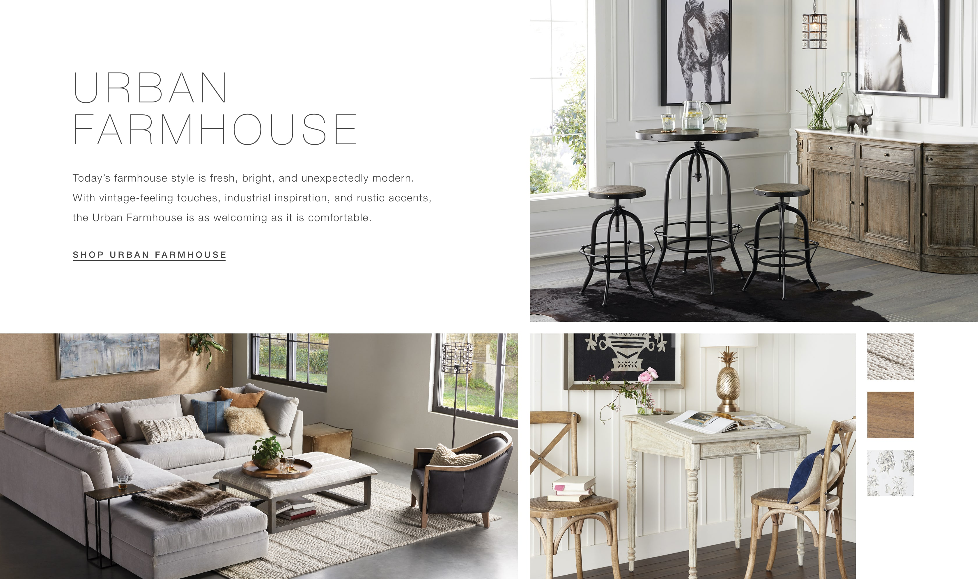 Shop Urban Farmhouse