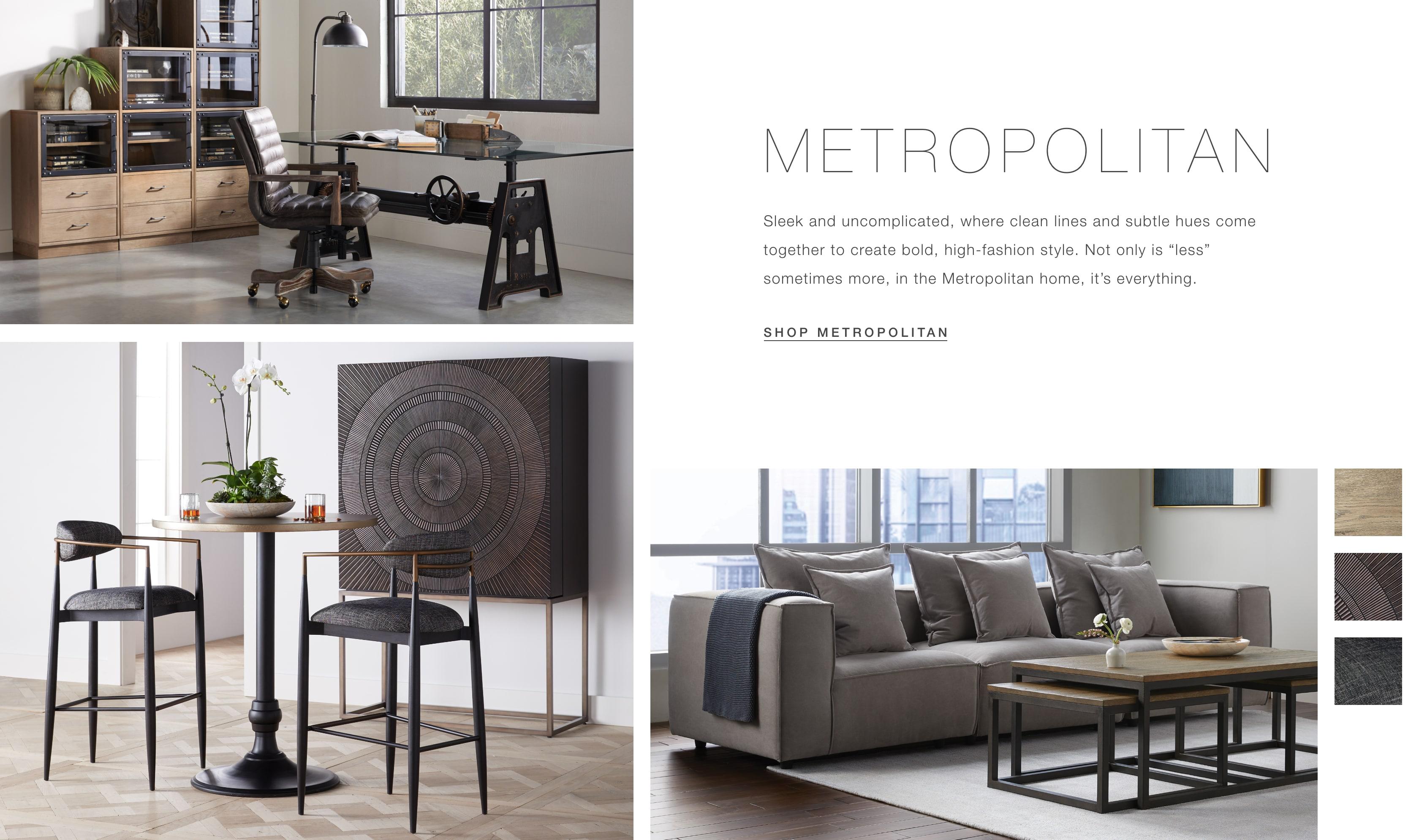 Shop Metropolitan