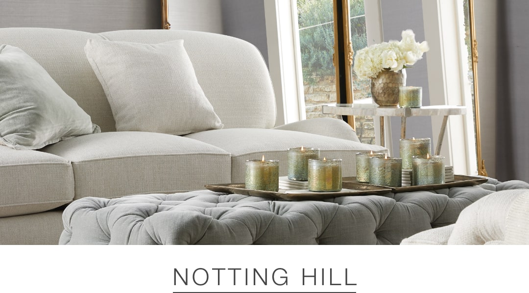 Shop the Notting Hill look at Arhaus