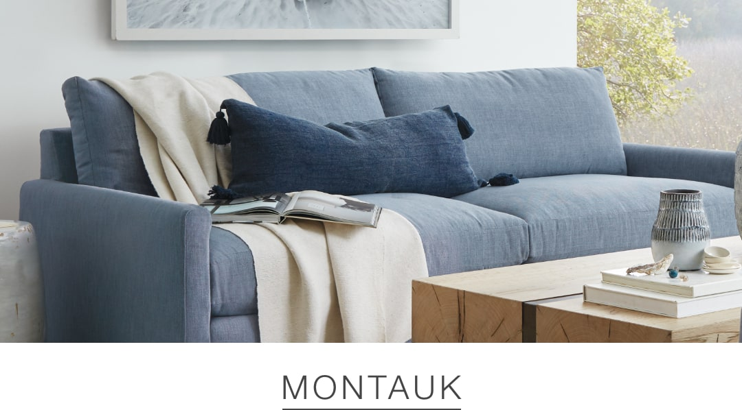 Shop the Montauk look at Arhaus
