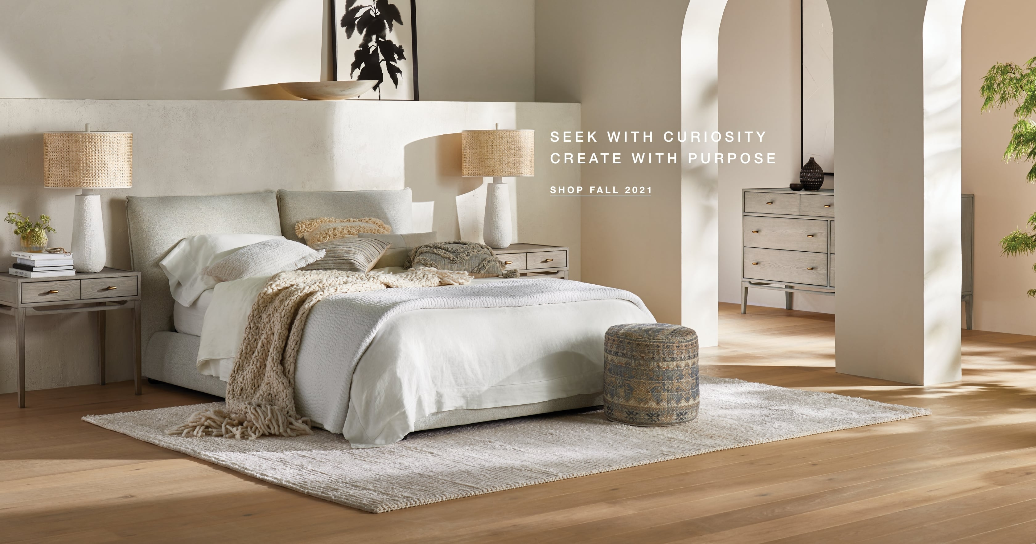 Shop the Arhaus Fall 2021 Collection New Arrivals