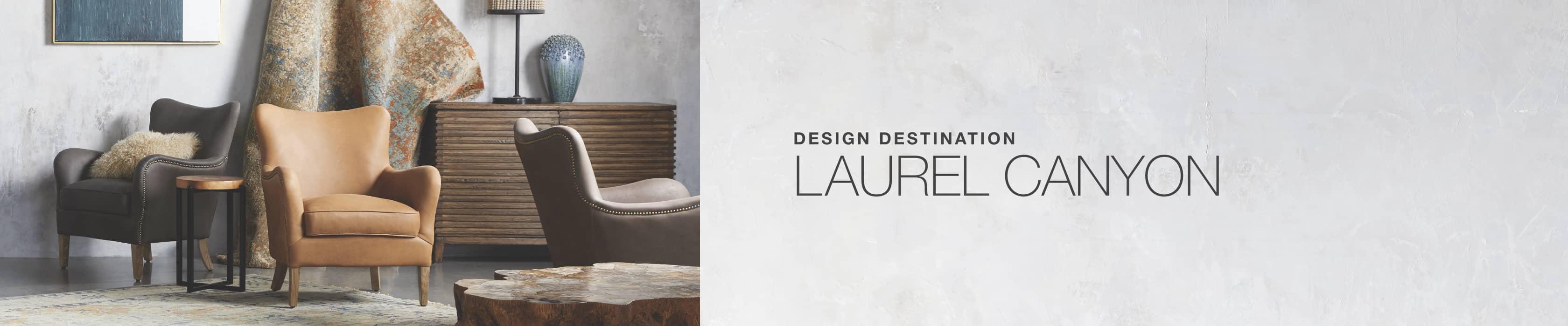 Shop the Laurel Canyon Design Destination