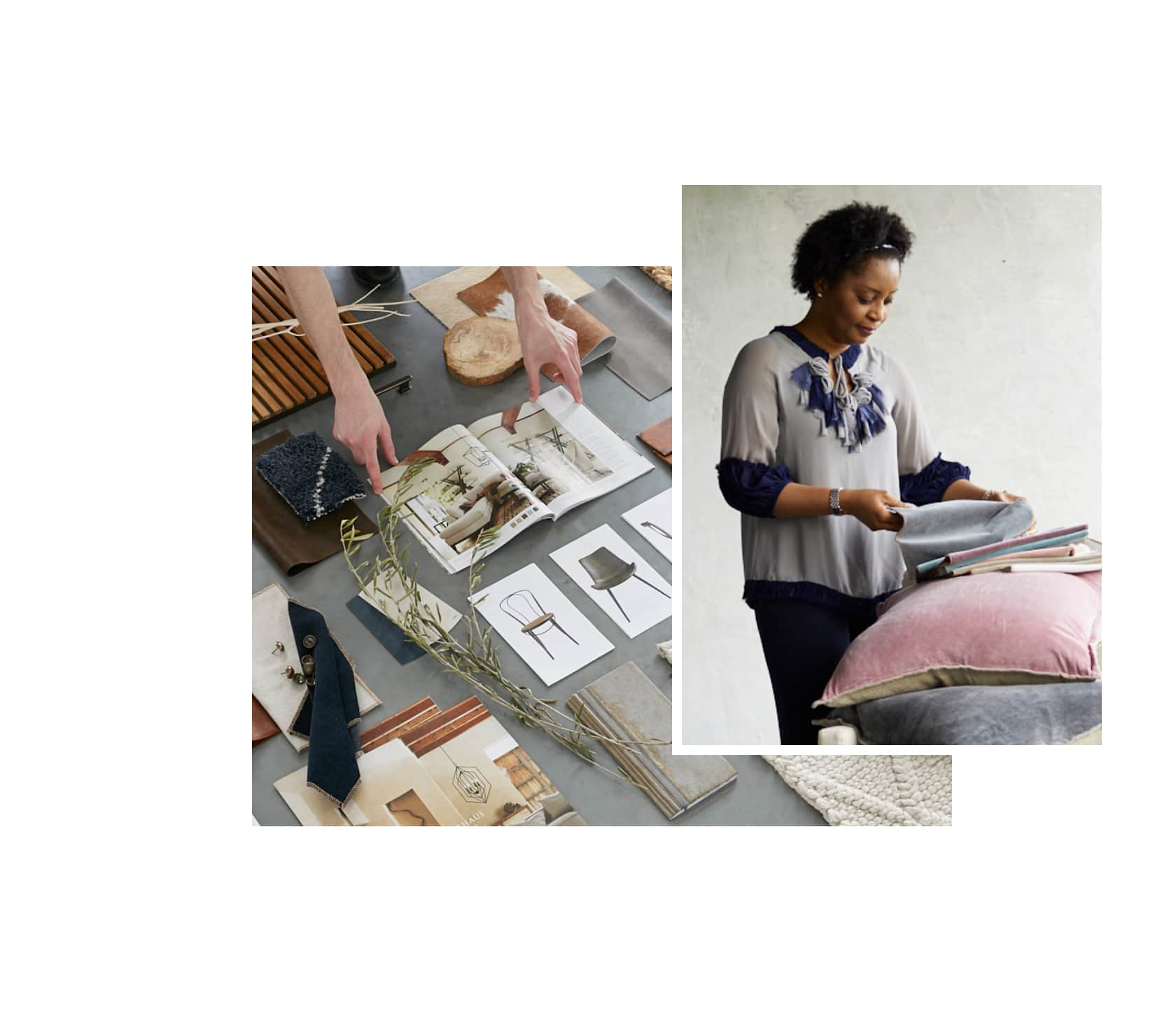 Our interior designers help you build the interior you want