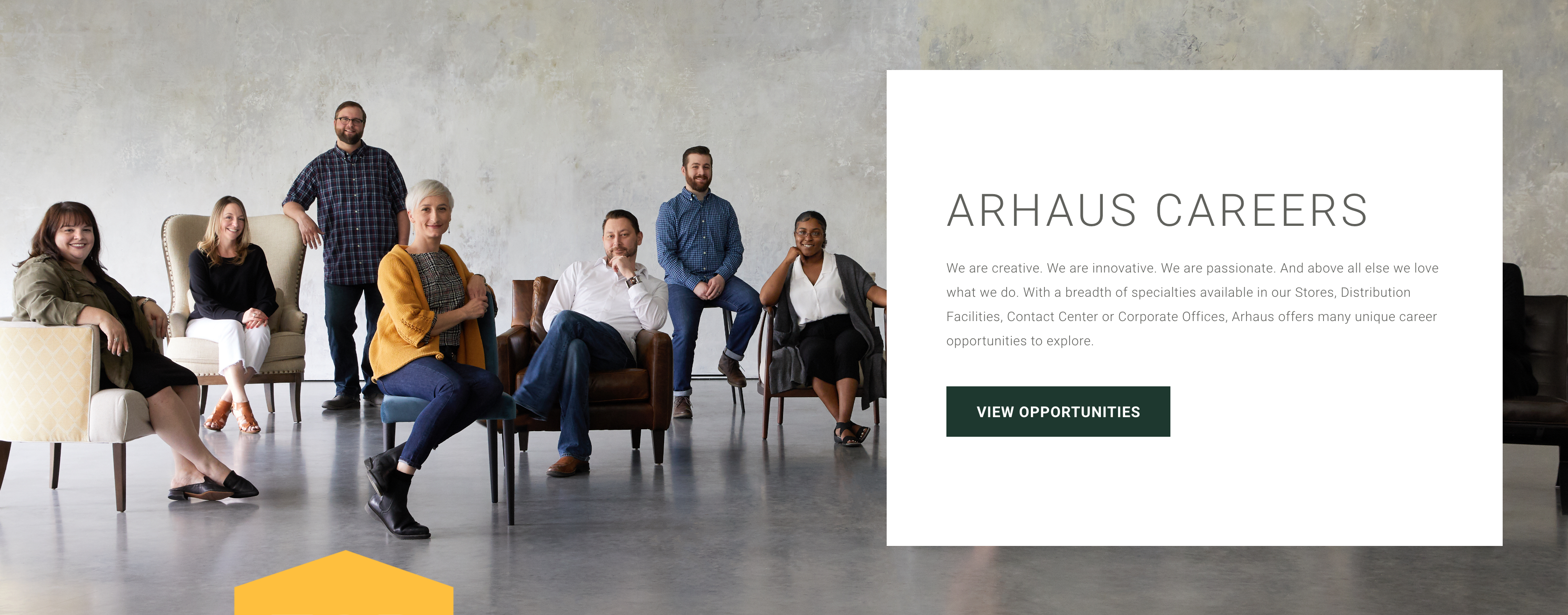 View Arhaus Career Opportunities