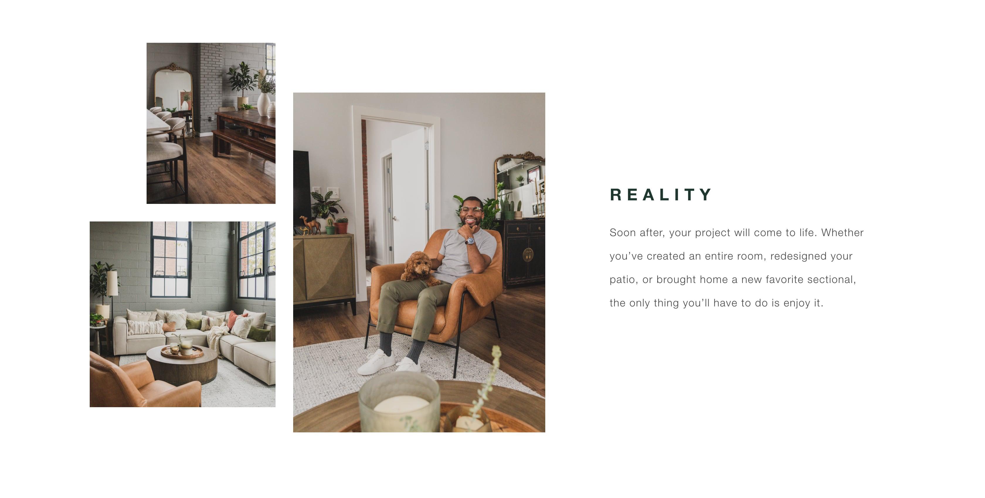 Reality - Enjoy Your Custom Space