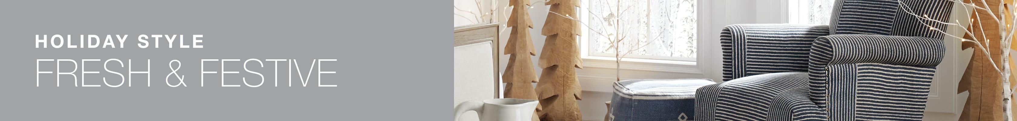 Shop Fresh & Festive at Arhaus this holiday season