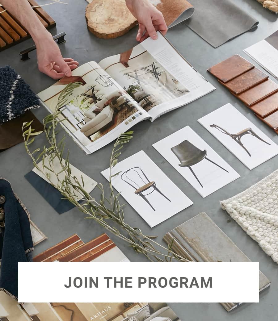 Join the program