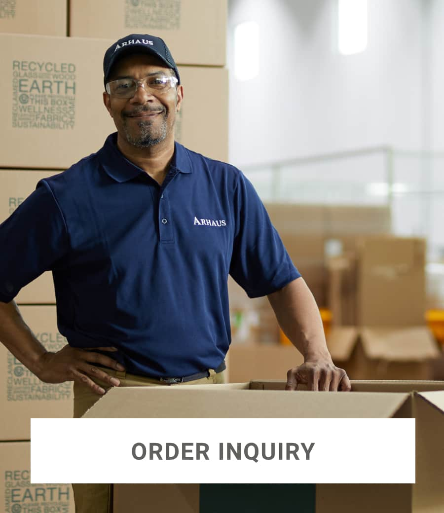Order inquiry