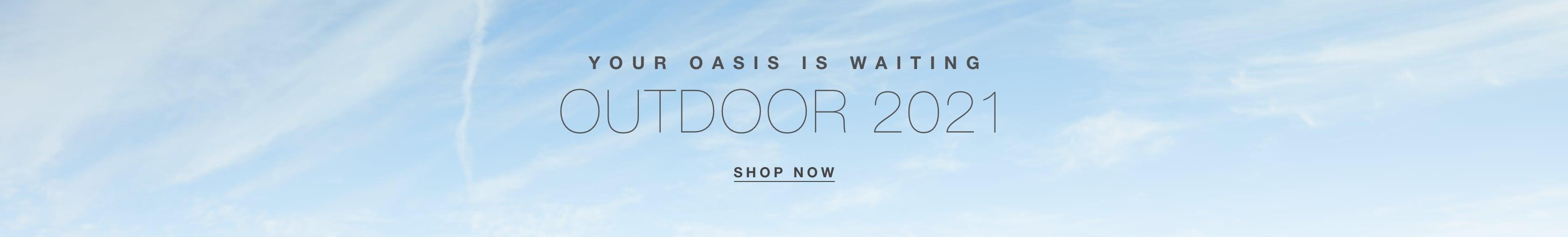 Shop the Arhaus 2021 Outdoor Collection