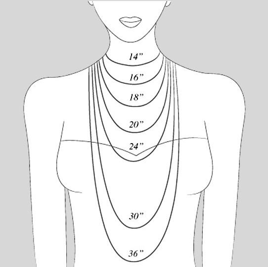 Jewelry Sizing Chart