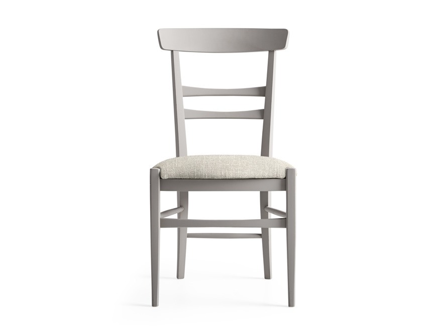 "Allora 19"" Dining Side Chair in Ombra Grey, slide 1 of 9"
