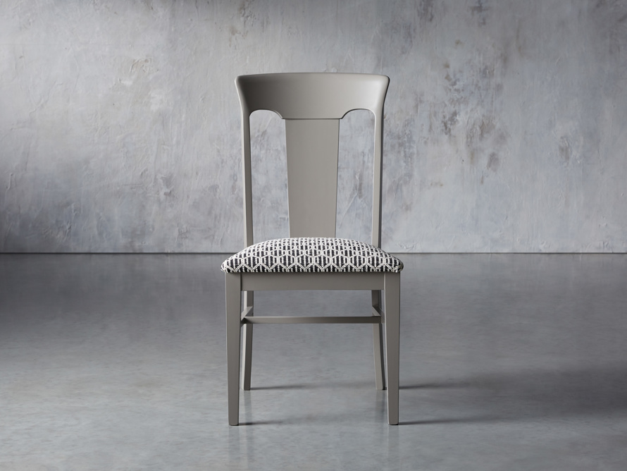 "Holmes 20"" Dining Side Chair in Ombra Grey, slide 1 of 9"