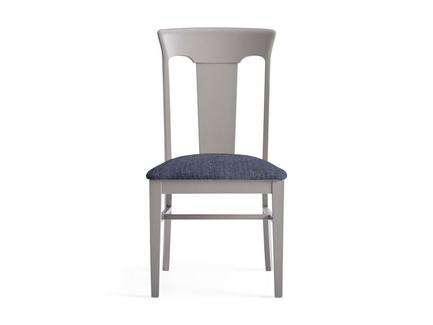 Holmes Dining Side Chair in Ombra Grey, slide 1 of 9
