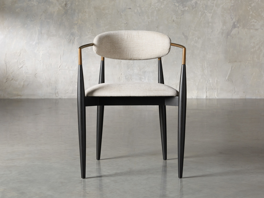 """Jagger 22"""" Dining Arm Chair, slide 1 of 12"""
