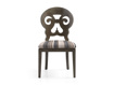 "Jordan Bell'Arte 21"" Dining Side Chair with Upholstered Seat"