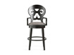 "Jordan 24"" Bar Stool in Midnight"