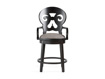 "Jordan 24"" Counter Stool in Midnight"
