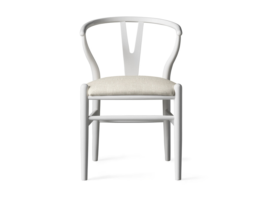 """Robin 21"""" Dining Chair In Snow, slide 1 of 8"""