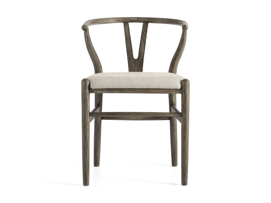 Robin Dining Side Chair in Stone Vintage, slide 1 of 9