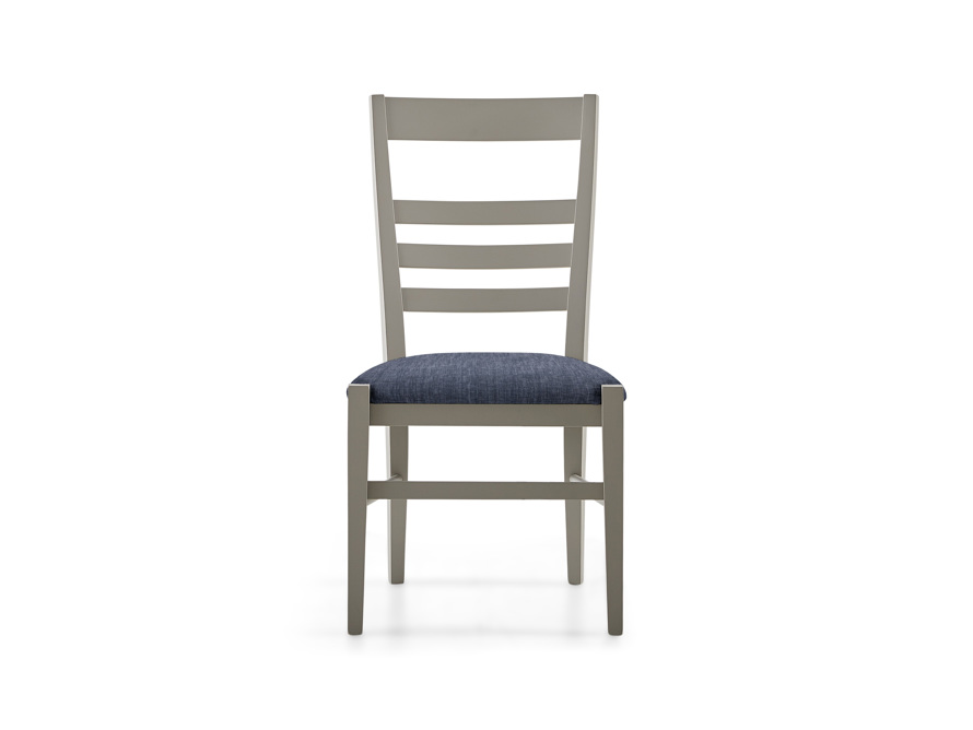 Scala Dining Side Chair in Ombra Grey, slide 1 of 10