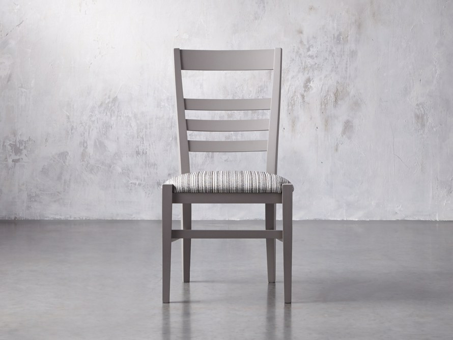 """Scala 20"""" Dining Side Chair in Ombra Grey"""
