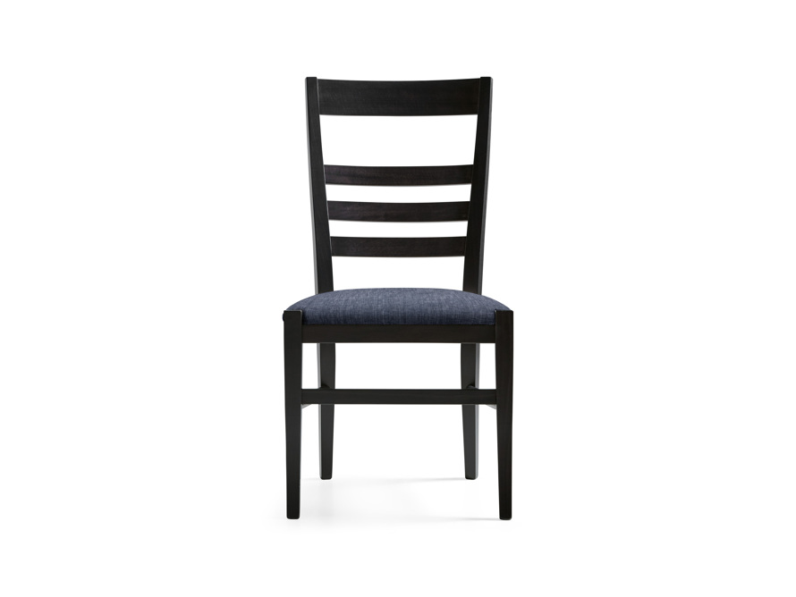 """Scala 20"""" Dining Side Chair in Midnight, slide 1 of 9"""