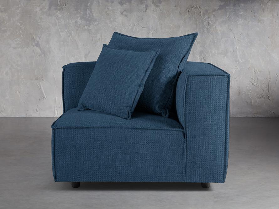 """Coburn Upholstered 43"""" Corner, slide 1 of 2"""