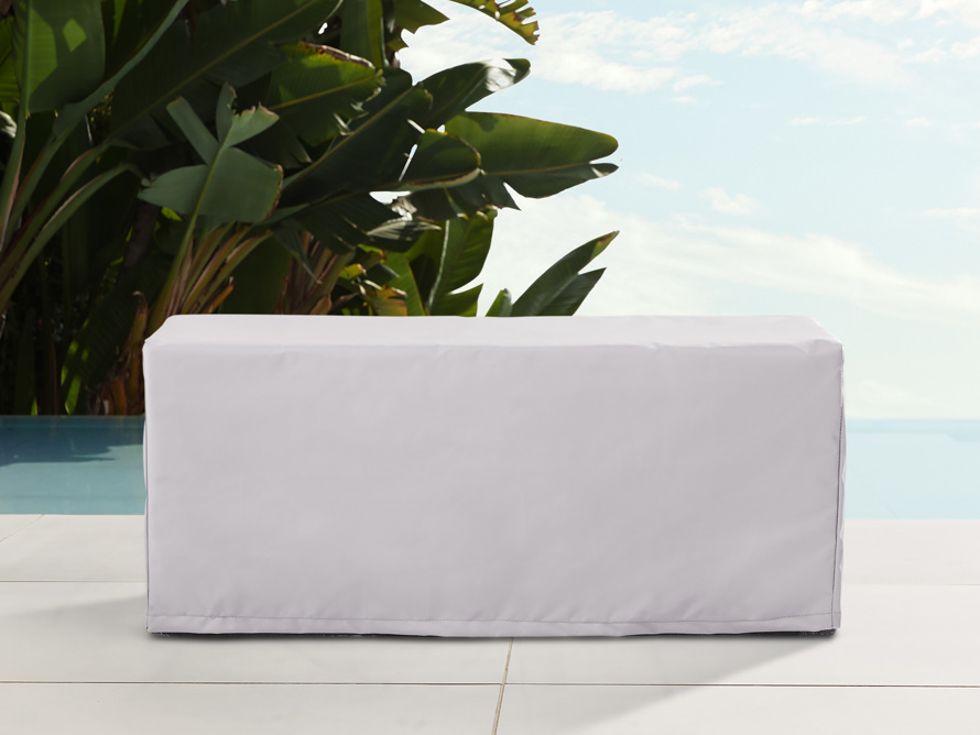 """Calistoga Outdoor 60"""" Coffee Table Cover, slide 1 of 3"""