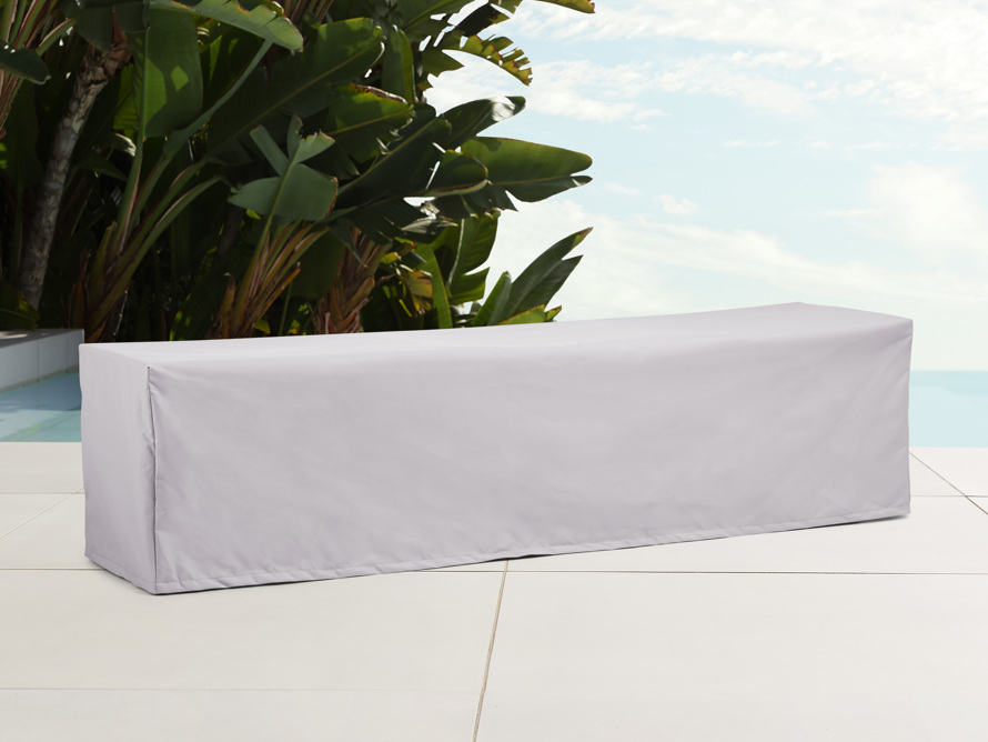 """Canyon Outdoor 60"""" Dining Bench Cover, slide 1 of 4"""