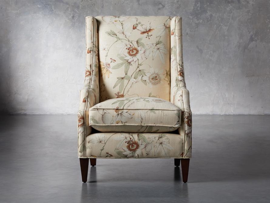 "Plazza Upholstered 28"" Chair, slide 1 of 7"