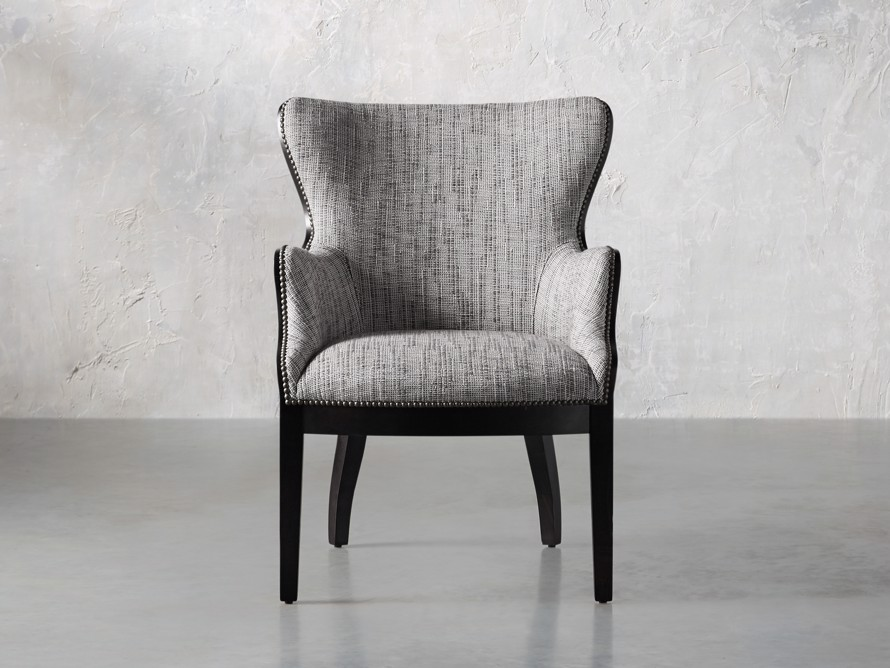 """Ezra Upholstered 27"""" Chair, slide 1 of 10"""