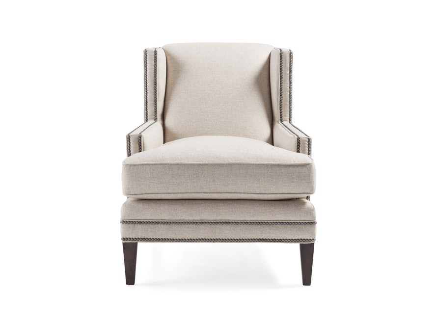 "Berwyn 30"" Upholstered Chair, slide 1 of 6"
