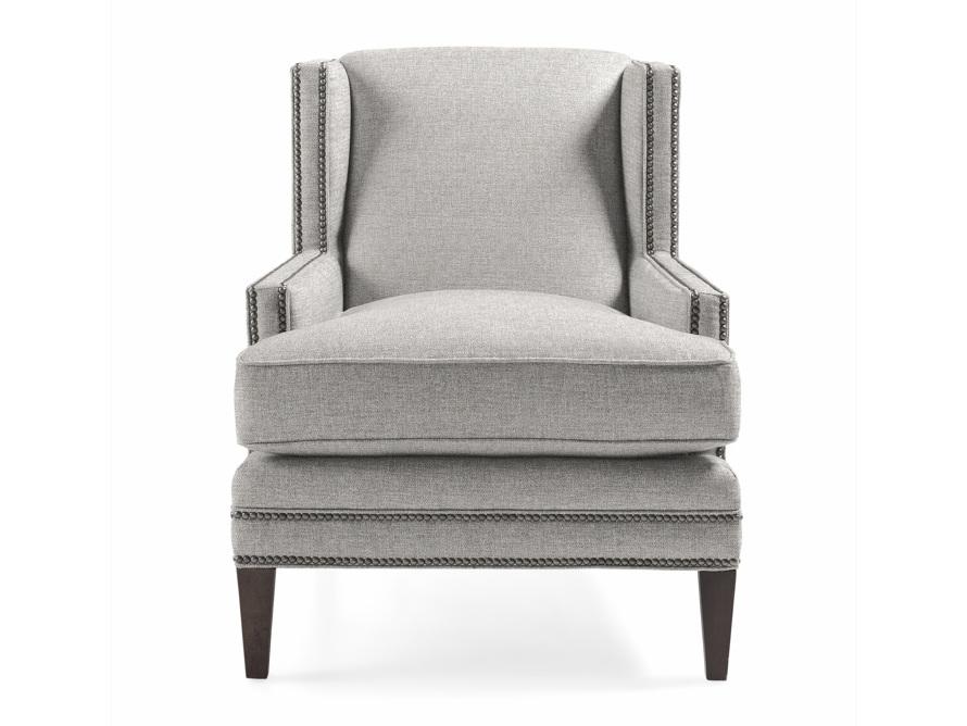 "Berwyn 30"" Upholstered Chair, slide 1 of 6"