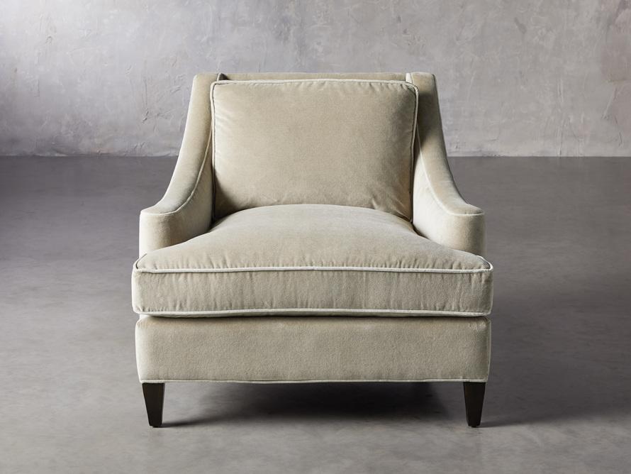 "Roxy Upholstered 37"" Chair, slide 1 of 10"