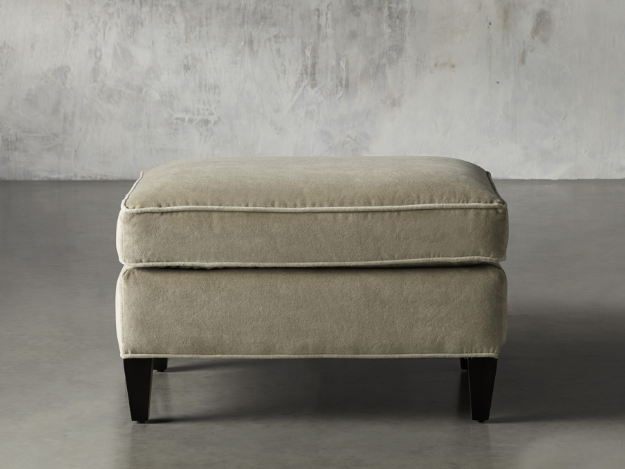 "Roxy Upholstered 29"" Ottoman, slide 1 of 8"