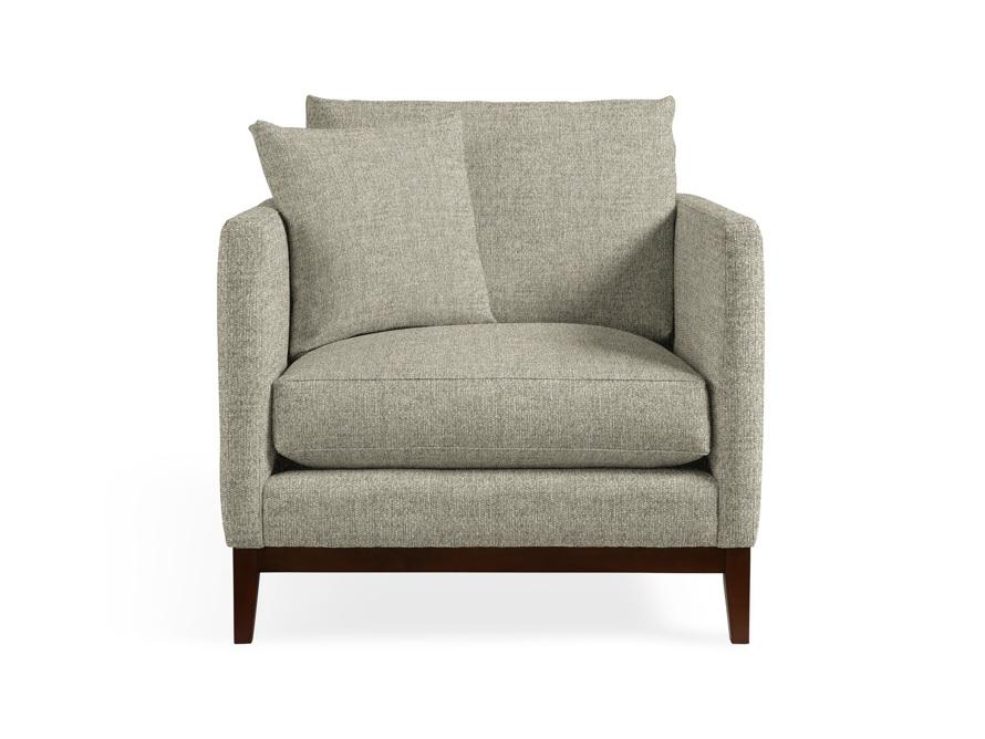 """Pier Upholstered 38"""" Chair, slide 1 of 6"""