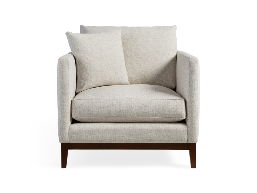 """Pier Upholstered 38"""" Chair"""